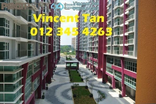 For Sale Serviced Residence at Pacific Place, Ara Damansara Freehold Semi Furnished 2R/2B 456k