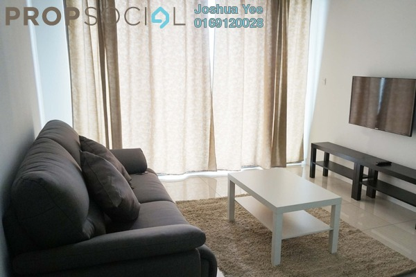 For Sale Condominium at The Elements, Ampang Hilir Freehold Fully Furnished 1R/1B 530k