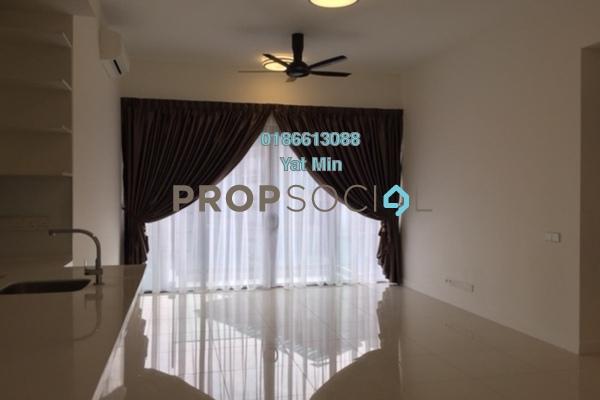 For Sale Condominium at Reflection Residences, Mutiara Damansara Freehold Semi Furnished 3R/2B 1.18m