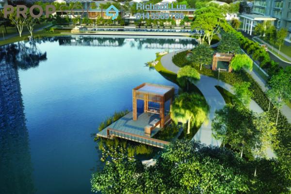 For Sale Condominium at Emerald Hills, Alam Damai Freehold Semi Furnished 3R/2B 468k