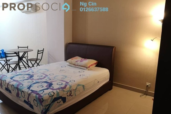 For Rent SoHo/Studio at First Subang, Subang Jaya Freehold Fully Furnished 1R/1B 1.55k