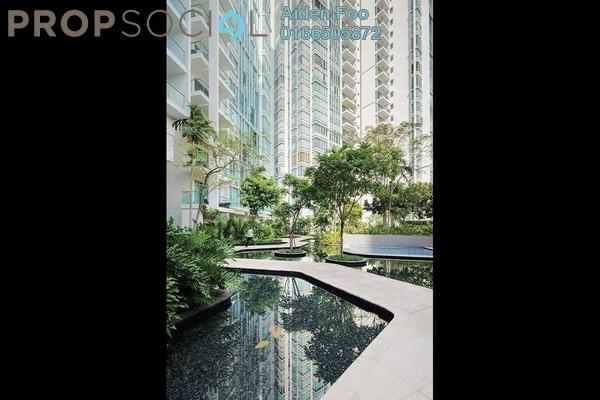 For Sale Condominium at Platinum Arena, Old Klang Road Freehold Semi Furnished 2R/2B 348k