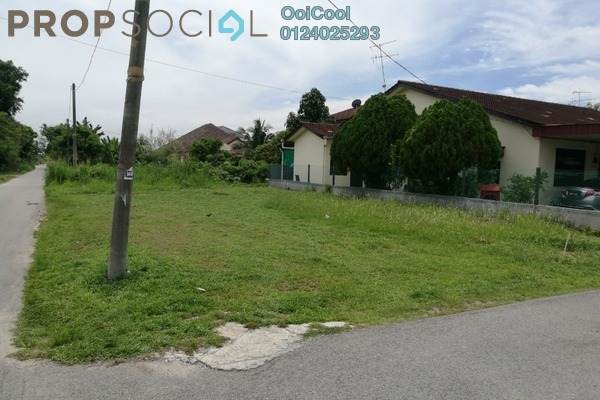 For Sale Land at Taman Saujana Permai, Bukit Mertajam Freehold Unfurnished 0R/0B 333k