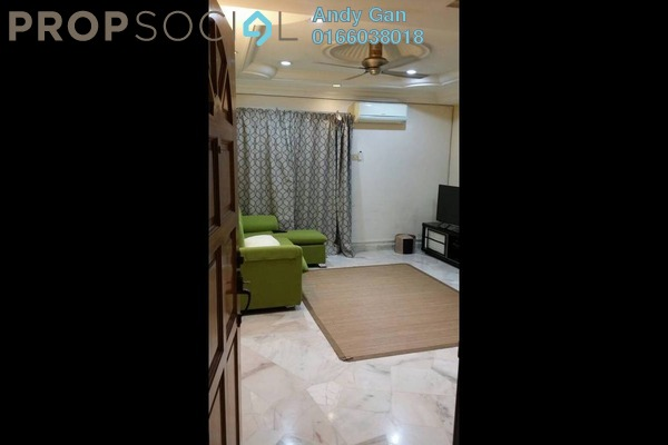 For Rent Apartment at Seri Anggun, Jalan Ipoh Freehold Fully Furnished 3R/2B 1.5k