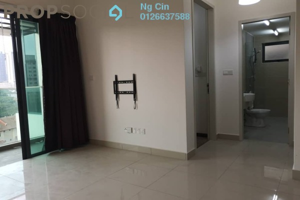For Rent Serviced Residence at Riverville Residences, Old Klang Road Freehold Semi Furnished 3R/2B 1.8k