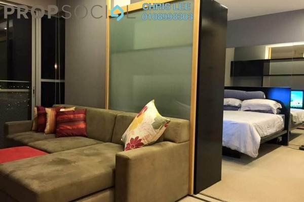 For Rent Condominium at VERVE Suites, Mont Kiara Freehold Fully Furnished 1R/1B 462translationmissing:en.pricing.unit