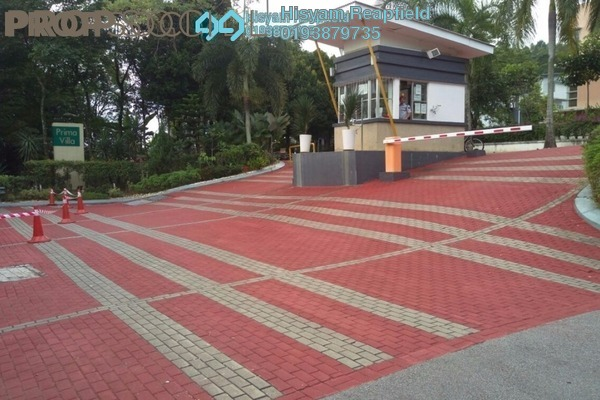 For Sale Semi-Detached at Prima Villa, Kemensah Freehold Semi Furnished 4R/4B 1.65m
