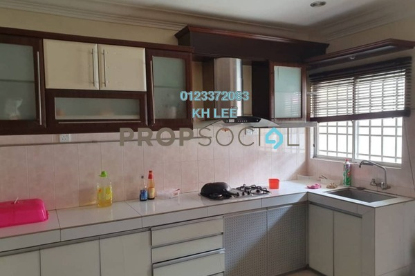 For Rent Terrace at Bandar Bukit Tinggi 1, Klang Freehold Semi Furnished 5R/3B 2.2k