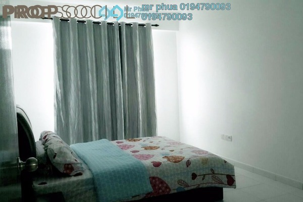 For Rent Condominium at Palma Laguna, Seberang Jaya Freehold Fully Furnished 4R/2B 1.35k