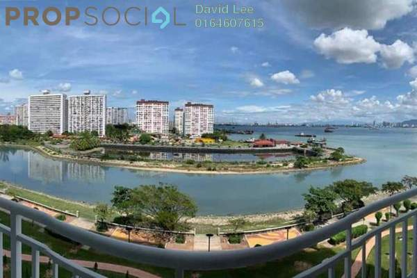 For Sale Condominium at Summer Place, Jelutong Freehold Fully Furnished 3R/2B 680k