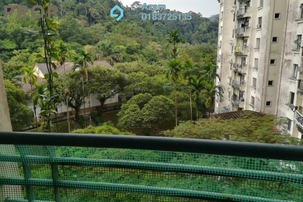 For Sale Condominium at Emerald Hill, Ampang Freehold Semi Furnished 3R/2B 420k