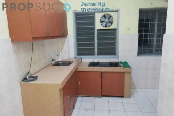 For Rent Apartment at Mahkota 1 Apartment, Bandar Mahkota Cheras Freehold Semi Furnished 3R/2B 600translationmissing:en.pricing.unit