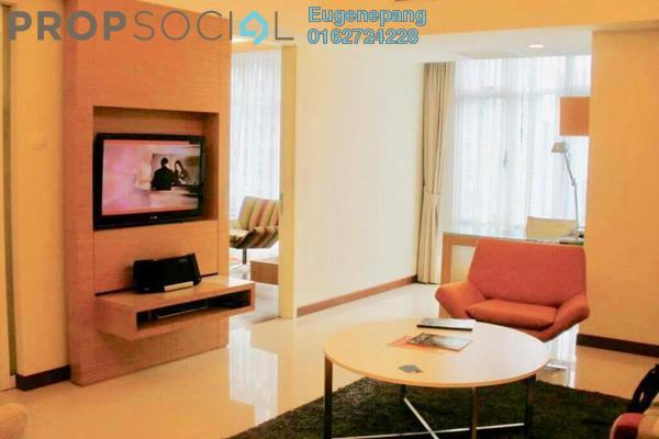 For Sale Condominium at Fraser Place, KLCC Freehold Fully Furnished 1R/1B 1.14m