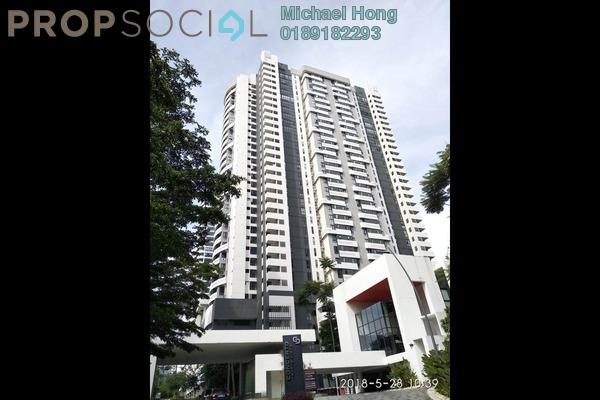 For Sale Condominium at Concerto Kiara, Dutamas Freehold Fully Furnished 4R/3B 1.2m