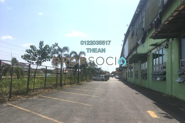 For Rent Factory at Taman Kota Pendamar, Port Klang Freehold Unfurnished 1R/1B 14.4k