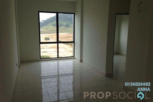 For Sale Apartment at Suria Rafflesia, Setia Alam Freehold Unfurnished 3R/2B 255k