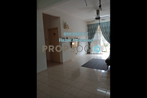 For Sale Townhouse at Bandar Saujana Utama, Sungai Buloh Freehold Semi Furnished 3R/2B 295k