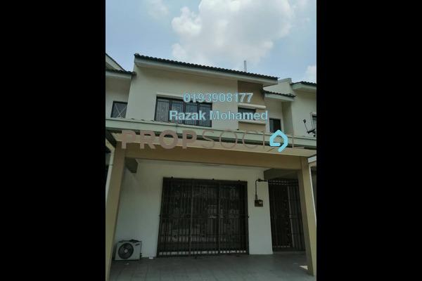 For Rent Semi-Detached at Desa Coalfields, Sungai Buloh Freehold Unfurnished 4R/4B 1.3k