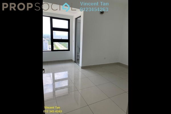 For Rent Serviced Residence at D'Aman Residences, Puchong Freehold Unfurnished 3R/2B 1.1k