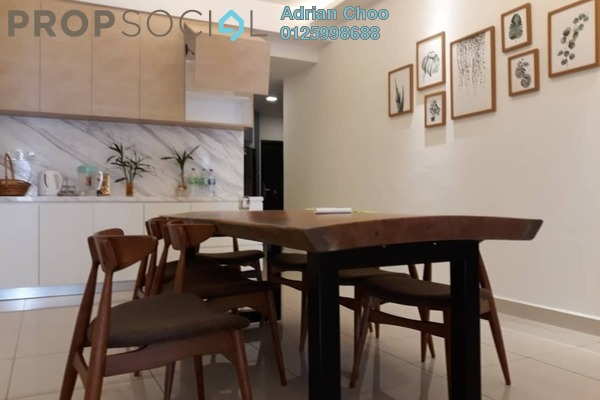 For Rent Condominium at The Clovers, Sungai Ara Freehold Fully Furnished 4R/3B 2.5k