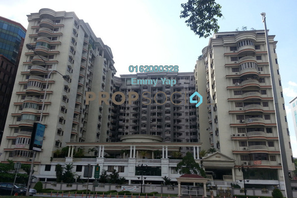 For Rent Condominium at The Forum, KLCC Freehold Fully Furnished 2R/2B 2.2k