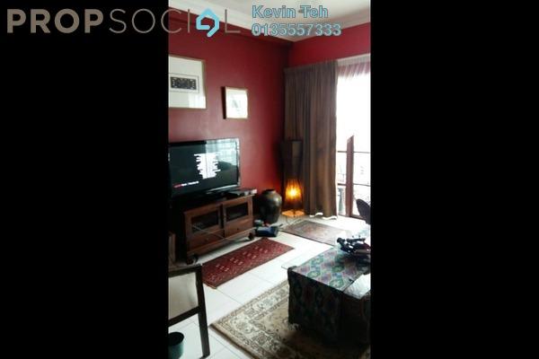 For Sale Condominium at Hartamas Regency 1, Dutamas Freehold Semi Furnished 3R/3B 870k
