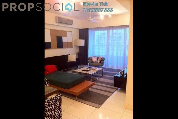 For Sale Condominium at Tiffani Kiara, Mont Kiara Freehold Fully Furnished 3R/3B 1.18m
