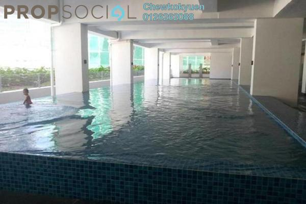 For Rent Condominium at Residensi Kerinchi, Bangsar South Freehold Semi Furnished 3R/2B 2k