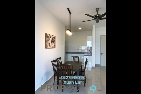 For Rent Condominium at Parkhill Residence, Bukit Jalil Freehold Fully Furnished 3R/2B 2.9k