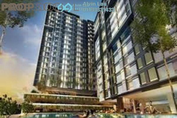 For Sale SoHo/Studio at V12 Sovo, Shah Alam Freehold Semi Furnished 1R/1B 268k