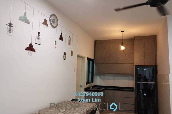 For Rent Condominium at Parkhill Residence, Bukit Jalil Freehold Fully Furnished 3R/2B 2.7k