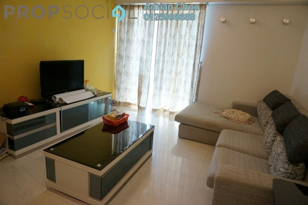 For Rent Condominium at Halaman Kristal, Green Lane Freehold Fully Furnished 3R/2B 1.5k