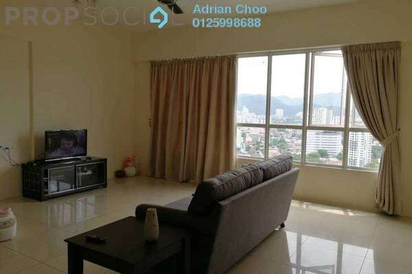 For Rent Condominium at Birch The Regency, Georgetown Freehold Fully Furnished 2R/2B 2k