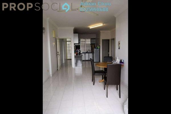 For Rent Condominium at N-Park, Batu Uban Freehold Semi Furnished 3R/2B 1.1k
