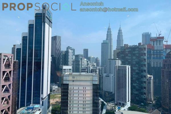 For Sale Condominium at Pavilion Suites, Bukit Bintang Freehold Fully Furnished 1R/1B 2.6m