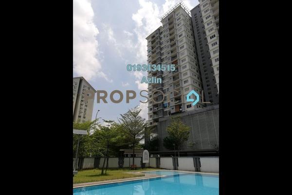 For Sale Condominium at Astana Lumayan, Bandar Sri Permaisuri Freehold Unfurnished 4R/2B 490k