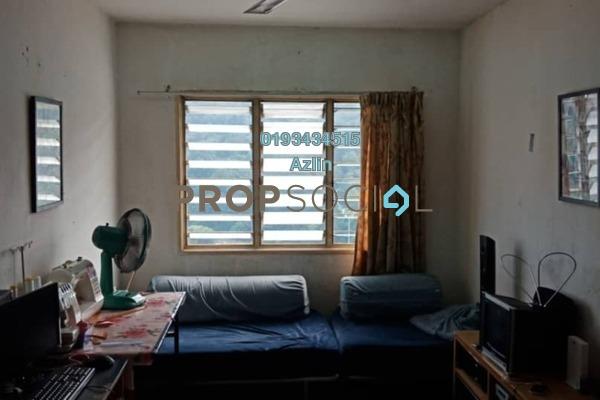 For Sale Apartment at Flora Damansara, Damansara Perdana Freehold Unfurnished 3R/1B 145k