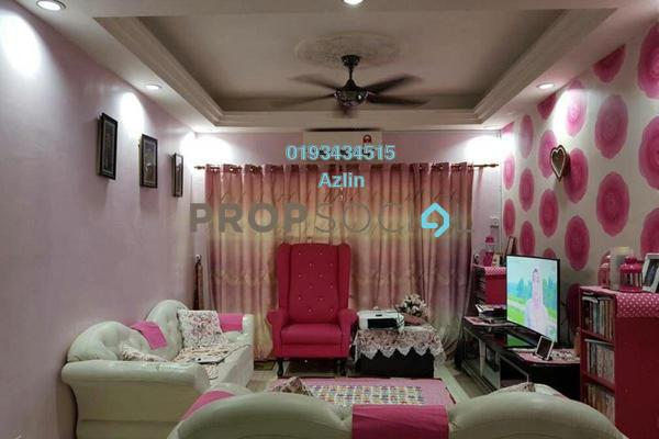 For Sale Condominium at Cengal Condominium, Bandar Sri Permaisuri Freehold Semi Furnished 2R/1B 440k