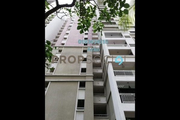 For Sale Condominium at Casa Kiara I, Mont Kiara Freehold Semi Furnished 3R/3B 738k