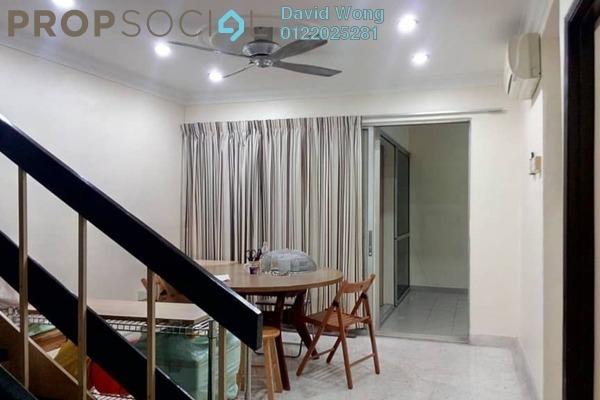For Sale Terrace at Taman Pertama, Cheras Freehold Semi Furnished 4R/3B 950k