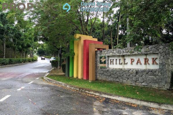 For Sale Semi-Detached at Hillpark, Semenyih Freehold Unfurnished 5R/3B 920k
