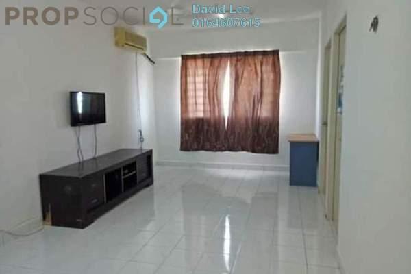 For Sale Apartment at Taman Mutiara Vista, Jelutong Freehold Semi Furnished 3R/1B 247k