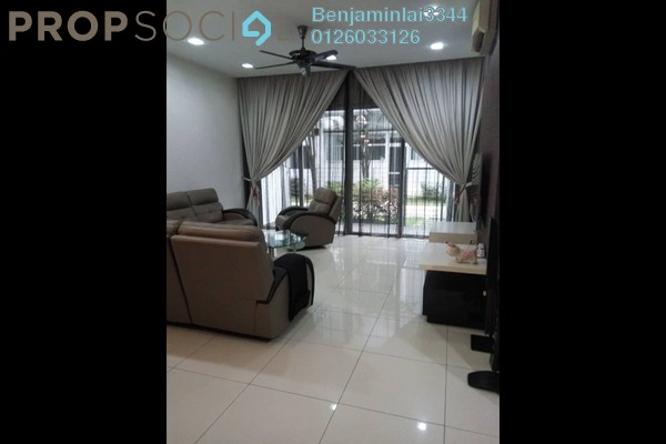 For Rent Terrace at Amelia, Desa ParkCity Freehold Fully Furnished 3R/4B 5k
