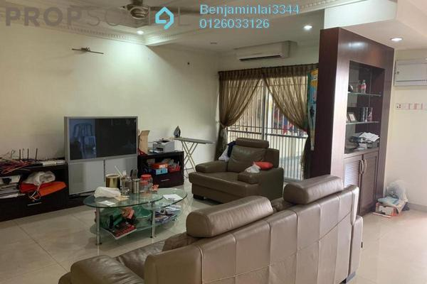 For Sale Terrace at Taman Sri Bintang, Kepong Freehold Semi Furnished 4R/3B 1.12m