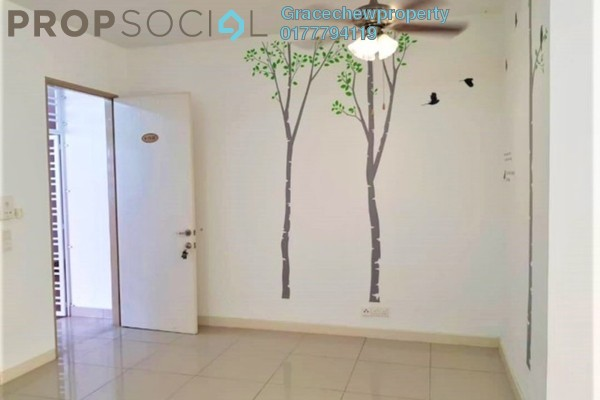 For Rent Serviced Residence at Greenfield Regency, Skudai Freehold Semi Furnished 0R/1B 1.08k