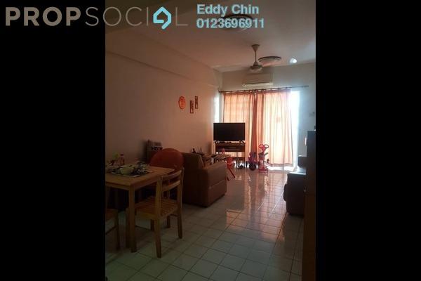 For Sale Condominium at Menara Orkid, Sentul Freehold Semi Furnished 2R/2B 350k