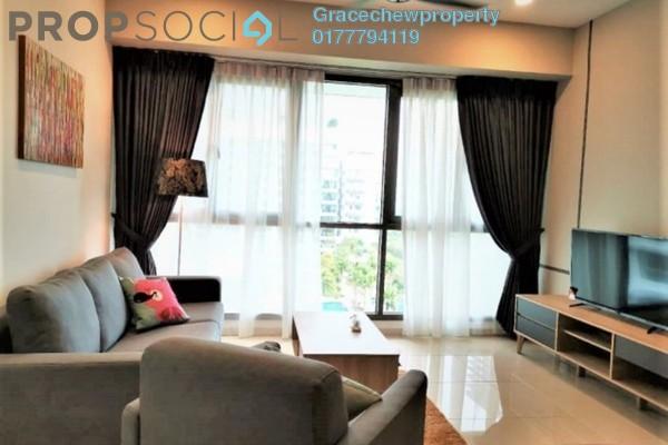 For Rent Condominium at Iskandar Residences, Medini Freehold Fully Furnished 1R/1B 2.28k
