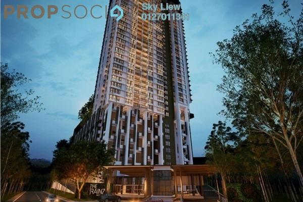 For Sale Condominium at The Rainz, Bukit Jalil Freehold Semi Furnished 5R/2B 1.2m