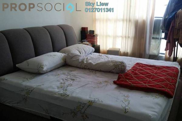 For Sale Condominium at The Z Residence, Bukit Jalil Freehold Fully Furnished 3R/2B 650k