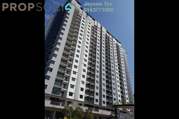 For Sale Condominium at Sutera Pines, Bandar Sungai Long Freehold Unfurnished 3R/2B 480k